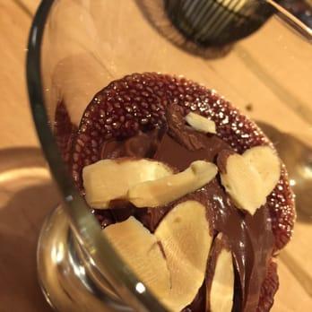 Photo Of LYFE Kitchen   Boulder, CO, United States. Chocolate Budino May  Just