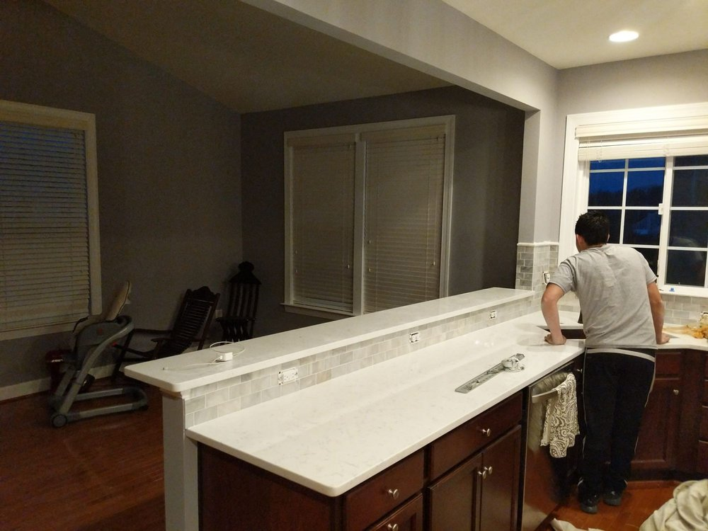 BlackSea Granite: 25391 Pleasant Valley Rd, Chantilly, VA