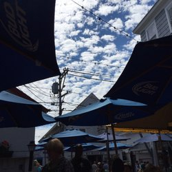 Photo Of Governor Bradford Restaurant   Provincetown, MA, United States.  Outdoor Patio Area ...