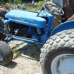 Broken Tractor - Farming Equipment - 4147 W E Heck Ct, Baton