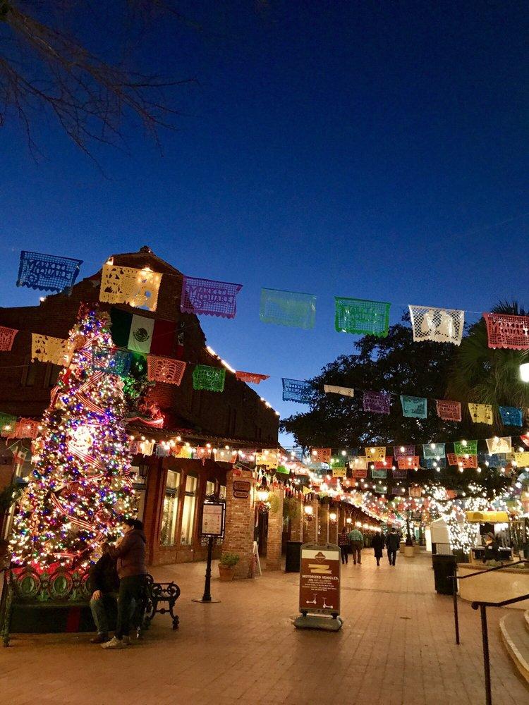 Historic Market Square - San Antonio