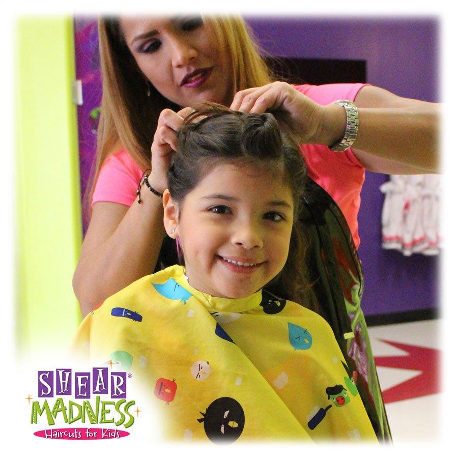 Shear madness haircuts