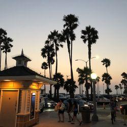 Photo Of Newport Balboa Boardwalk Beach Ca United States