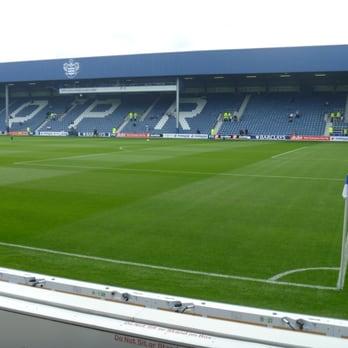 Qpr Stadium with adel taara...