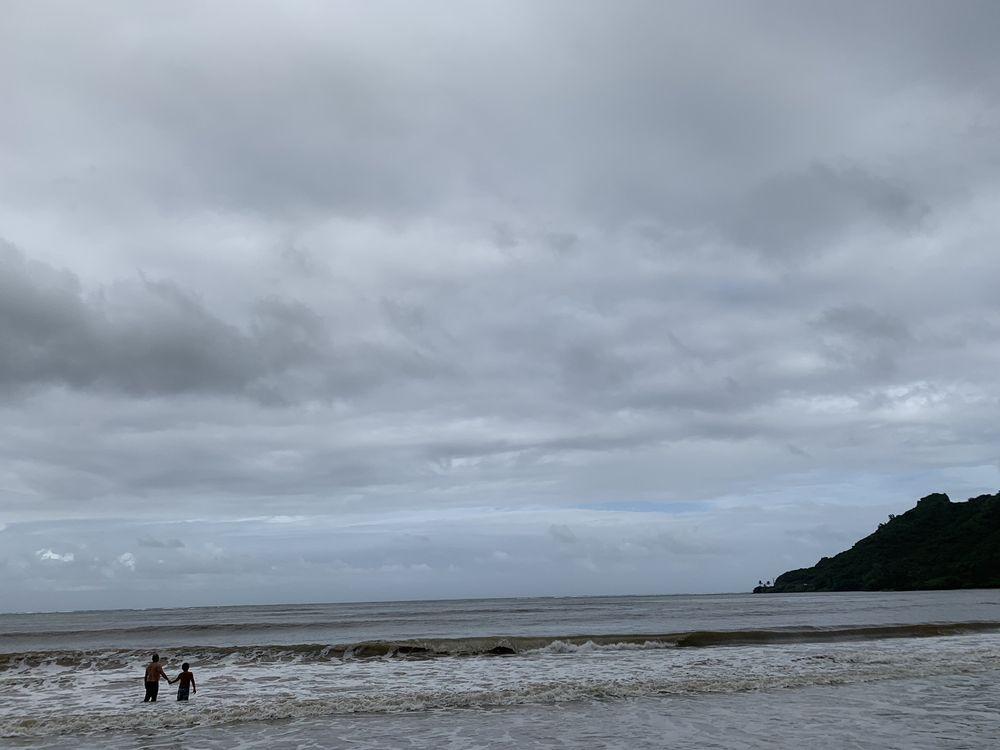 Kahana Beach Park: 52222 Kamehameha Hwy, Kahana, HI