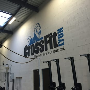 CrossFit - Gyms - 50 rue Jean Zay, Lyon, France - Numéro