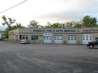 Trombley Tire & Auto: 917 W State St, Ithaca, NY