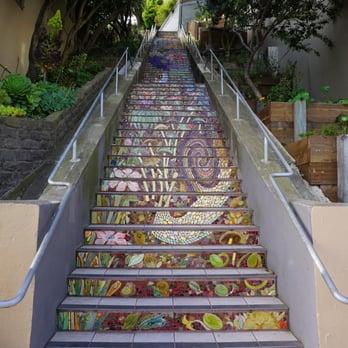 Photo Of Hidden Garden Steps   San Francisco, CA, United States
