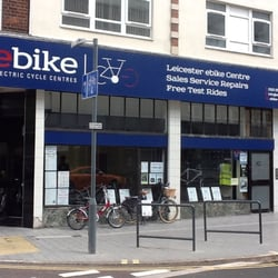 Ebike electric cycle centres bike repair maintenance for Motorized bicycle repair shop