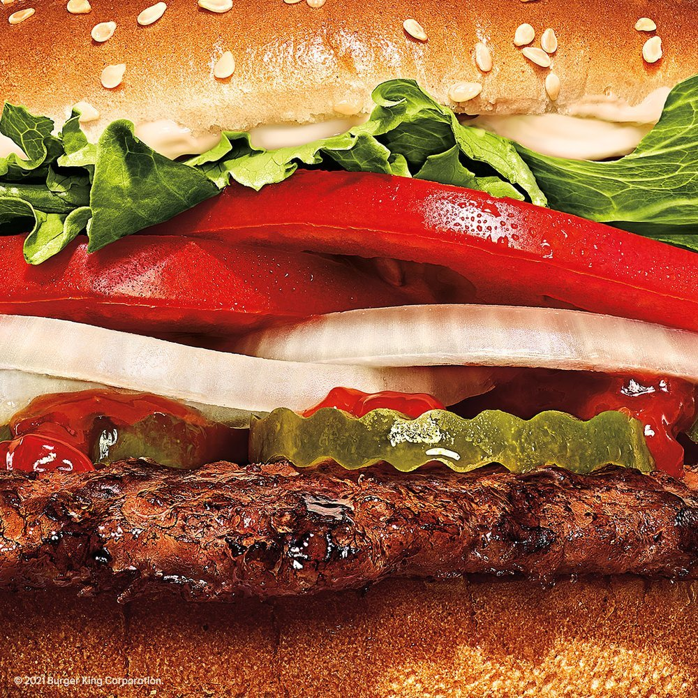 Burger King: 777 Diamond Jo Ln, Northwood, IA