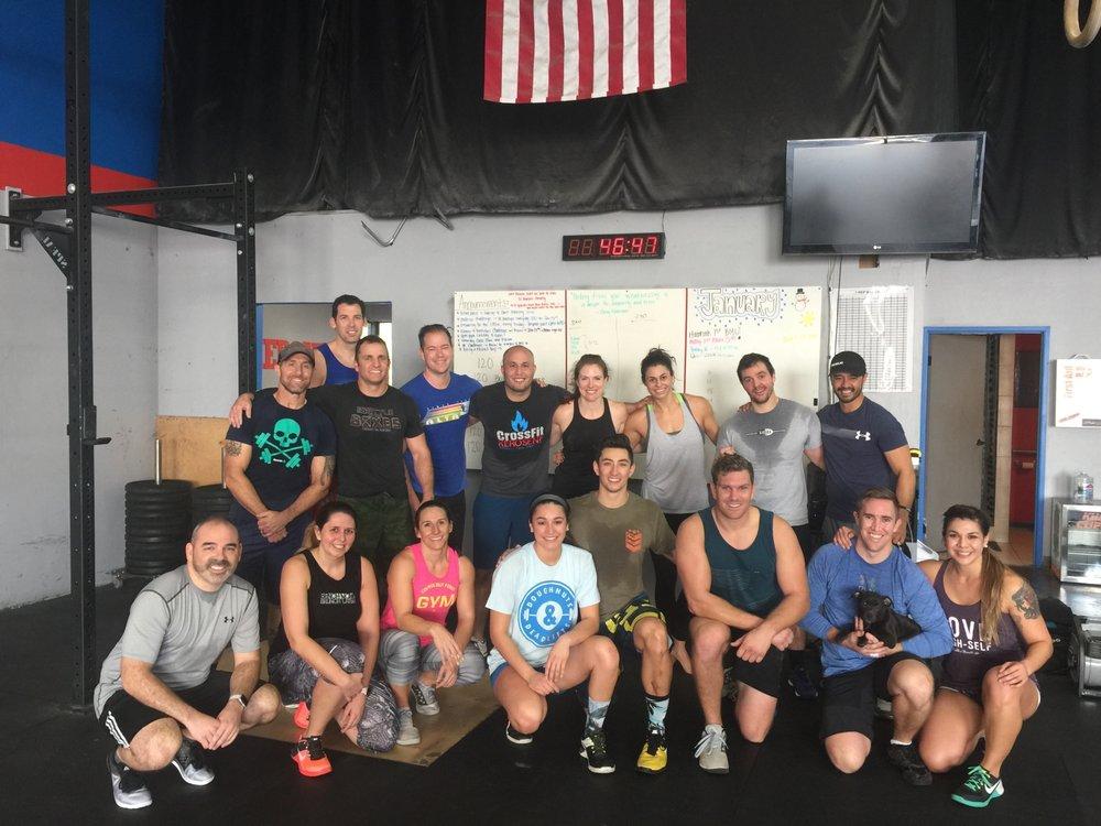 CrossFit Kerosene: 1111 Rancho Conejo Blvd, Thousand Oaks, CA