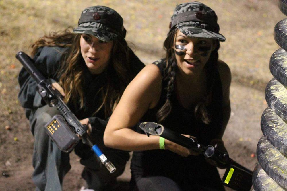 Battleground Orlando Advanced Laser Tag: 7190 Rose Ave, Orlando, FL