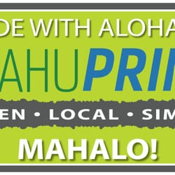 Oahu print company 15 photos printing services 377 keahole st photo of oahu print company hawaii kai hi united states malvernweather Gallery