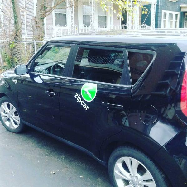 Zipcar: Buffalo, NY