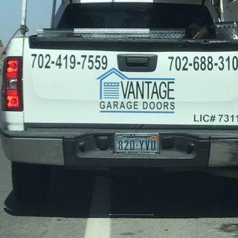 Photo of Vantage Garage Doors - Las Vegas NV United States & Vantage Garage Doors - 14 Reviews - Garage Door Services - 3651 ... Pezcame.Com