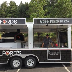 Photo Of Tilfords Wood Fired Pizza
