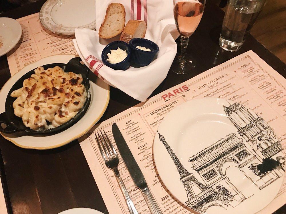 Paris Bistro and Jazz Cafe