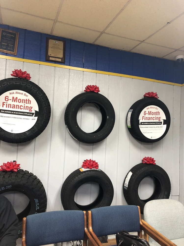 Cherokee Tire & Auto Repair: 119 Whitewater Dr, Cherokee, NC