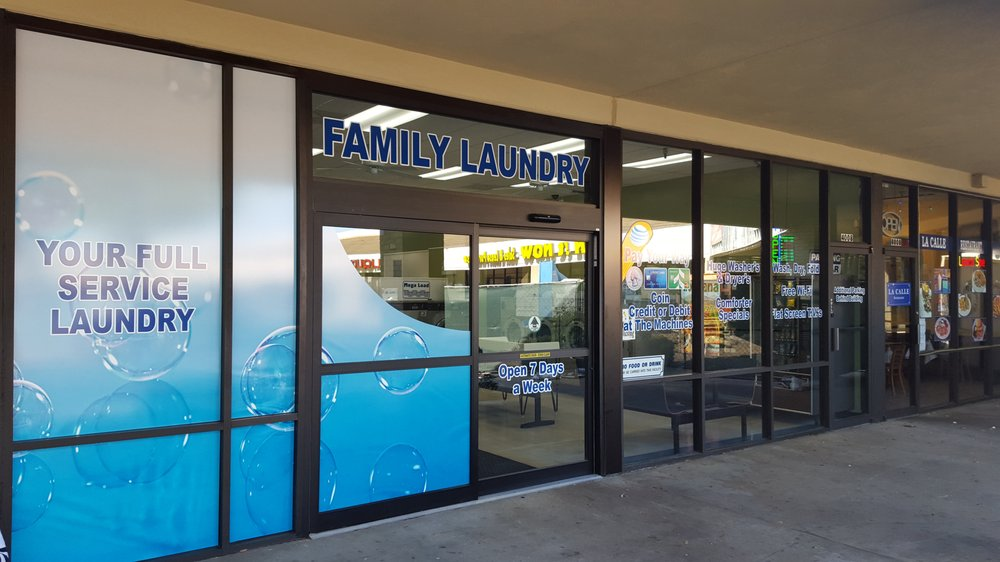 Family Laundry Center: 4008 S Semoran Blvd, Orlando, FL
