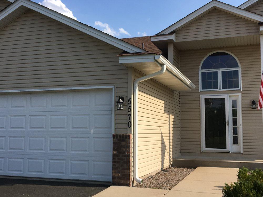 Simply Gutters: 12742 Rolling Ridge Rd, Becker, MN