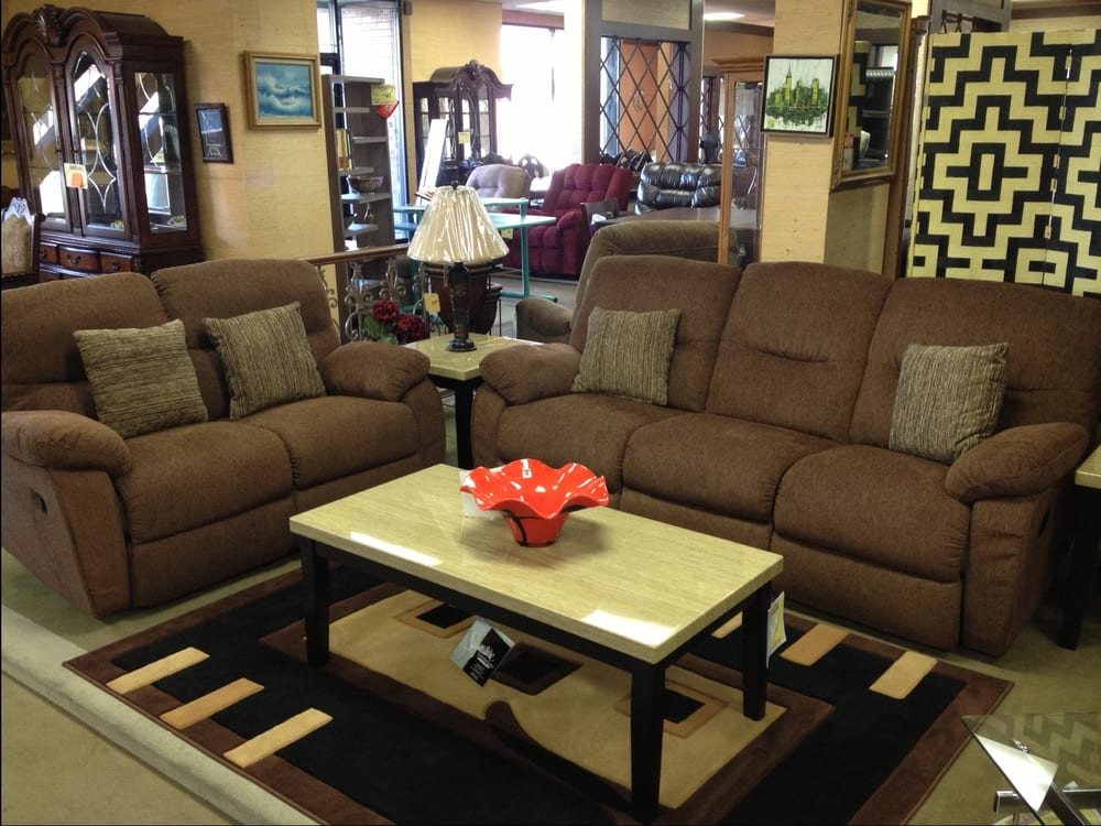 New Classic Furniture Living Room Set Cheshire Double Reclining Sofa And Double Reclining Love