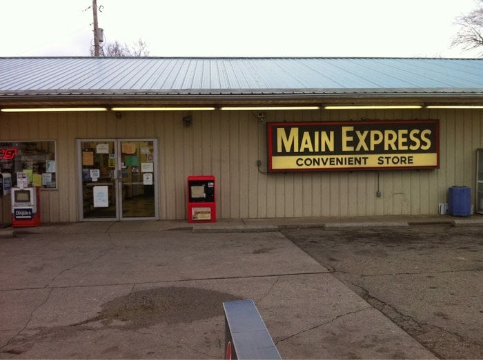 Main Express Convenience Store: 279 Chillicothe St, Jackson, OH