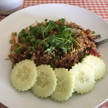 Thai Cafe Santa Fe Menu