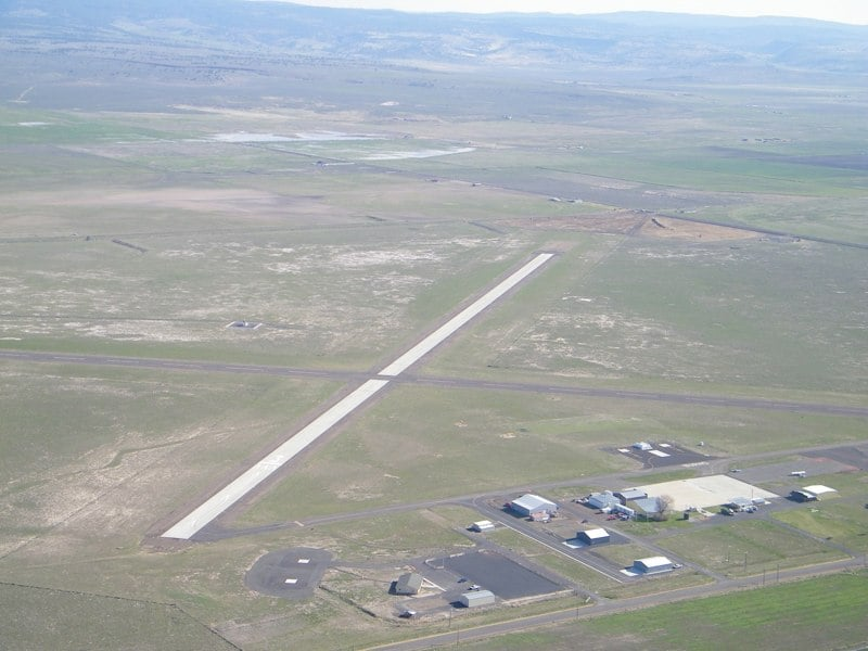 Photo of Burns Airport: Burns, OR