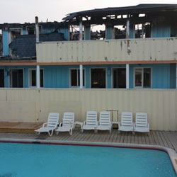 Photo Of Grove Hotel Cherry Ny United States The Burned