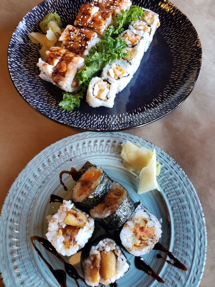 Shogun Japanese Steakhouse Hibachi & Sushi: 707 N Main St, Farmville, VA