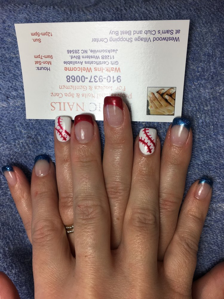 Jacksonville Nail Salon Gift Cards - North Carolina | Giftly