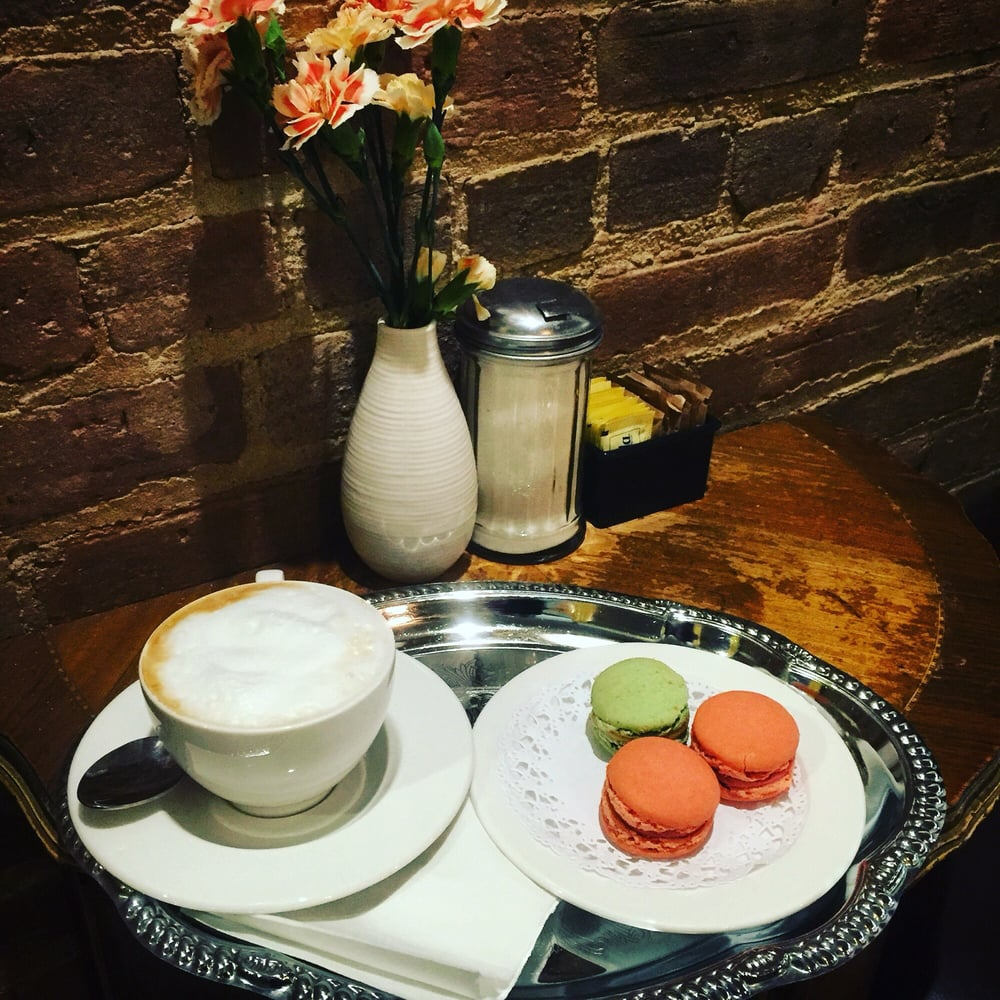 raspberry macarones and cappuccino yelp. Black Bedroom Furniture Sets. Home Design Ideas