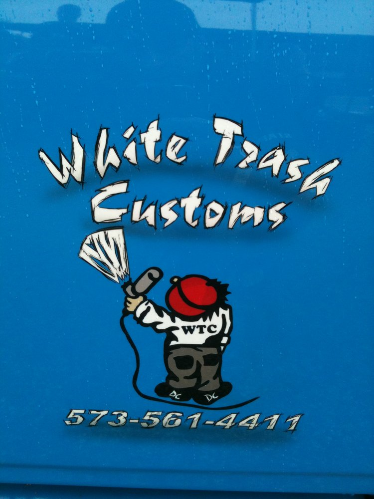 White Trash Customs: 750 W Main, Fredericktown, MO