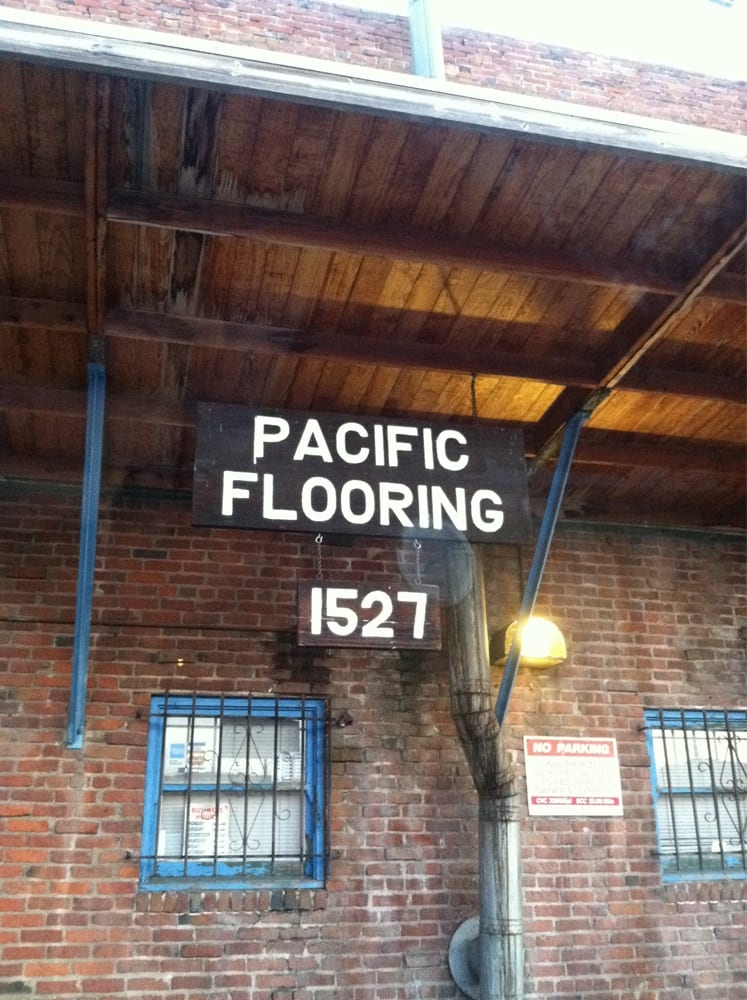 Pacific flooring supply building supplies 1527 n c st for Flooring sacramento