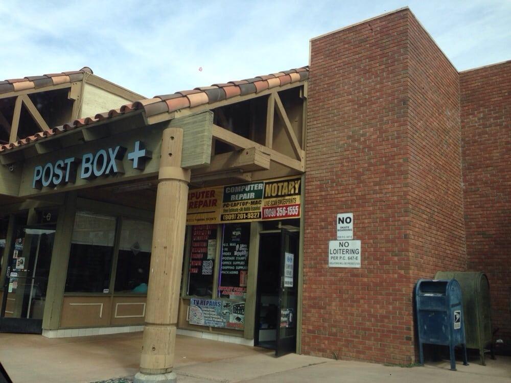 Post Box Plus: 14050 Cherry Ave, Fontana, CA