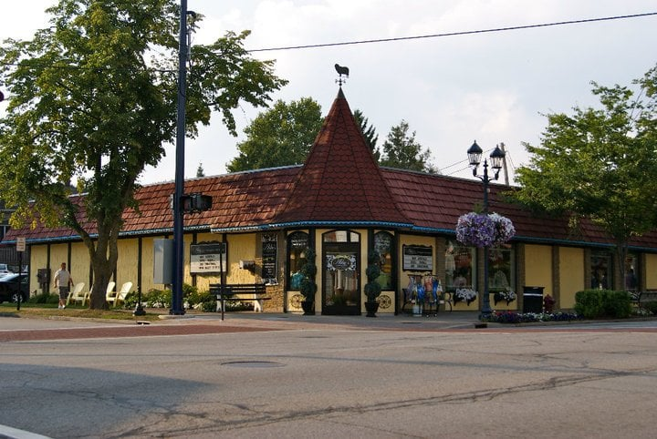 Abby's of Frankenmuth: 576 S Main St, Frankenmuth, MI
