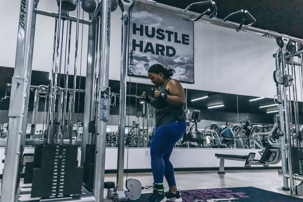 Fitness Depot: 807 Hwy 98 Bypass, Columbia, MS