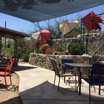 Photo Of Oracle Patio Cafe   Oracle, AZ, United States. Part Of The