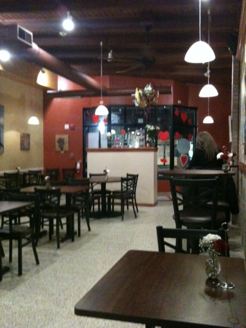 Fireside Wood Fired Pizza Cafe La Grange Il