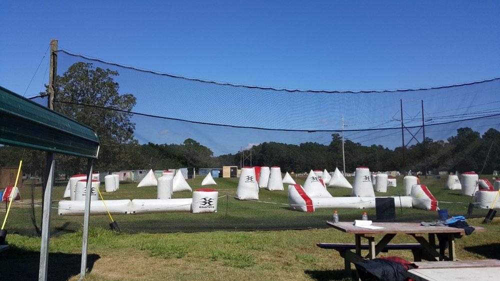 Paintball Charleston: 239 Cypress Gardens Rd, Moncks Corner, SC