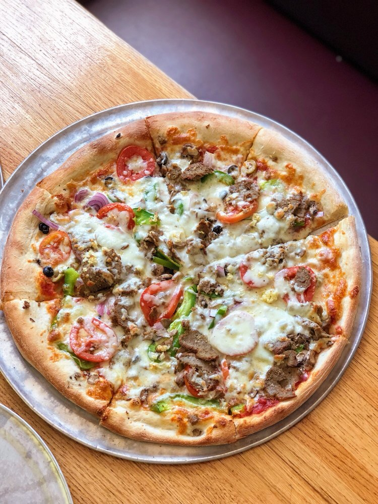 Fellini's Pizza: 1991 Howell Mill Rd NW, Atlanta, GA