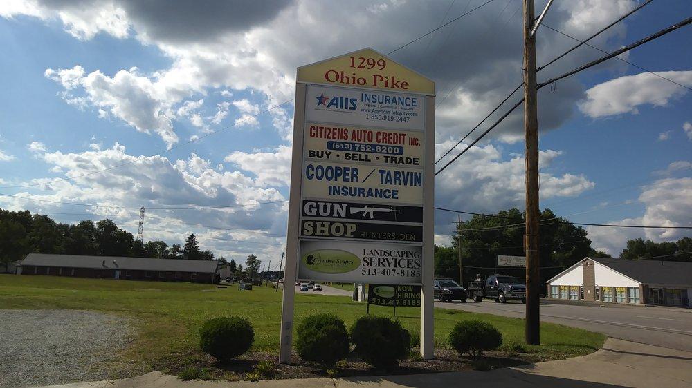 Hunter's Den of Ohio: 1299 W Ohio Pike, Amelia, OH