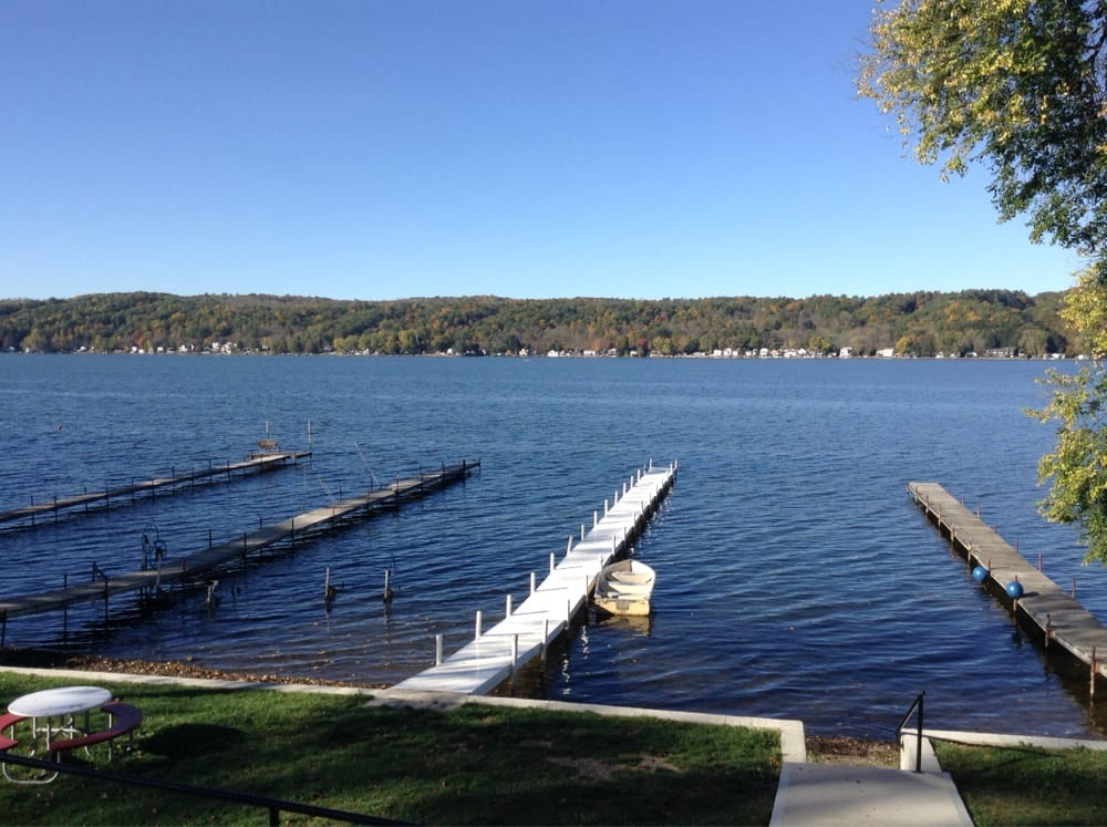 Conesus Lake Campgrounds: 5609 E Lake Rd, Conesus, NY