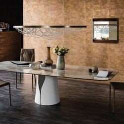 Photo Of Euro Living Furniture Orlando Fl United States Italian Dining Table