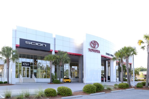 Stokes Brown Toyota Of Beaufort 3557 Trask Pkwy Beaufort, SC Auto Dealers    MapQuest