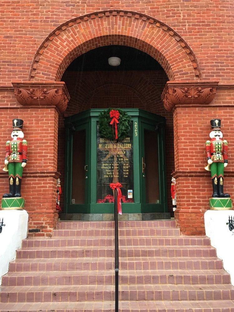 Jefferson Historical Society Museum: 223 W Austin St, Jefferson, TX