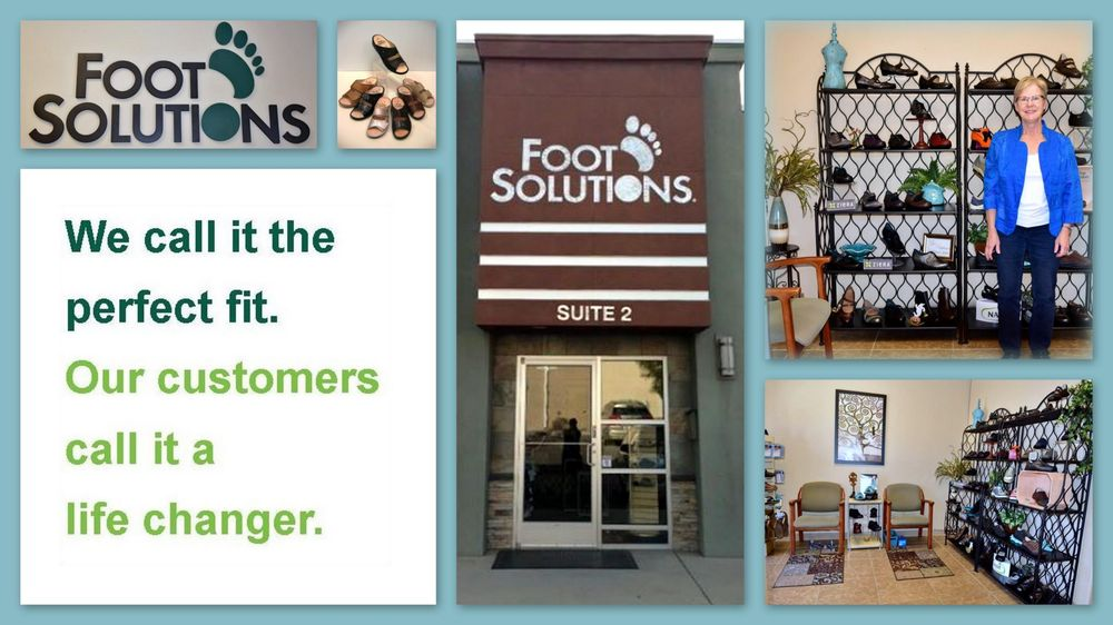 Foot Solutions Albuquerque