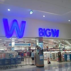 Big W Department Stores 420 Joondalup Dr Joondalup