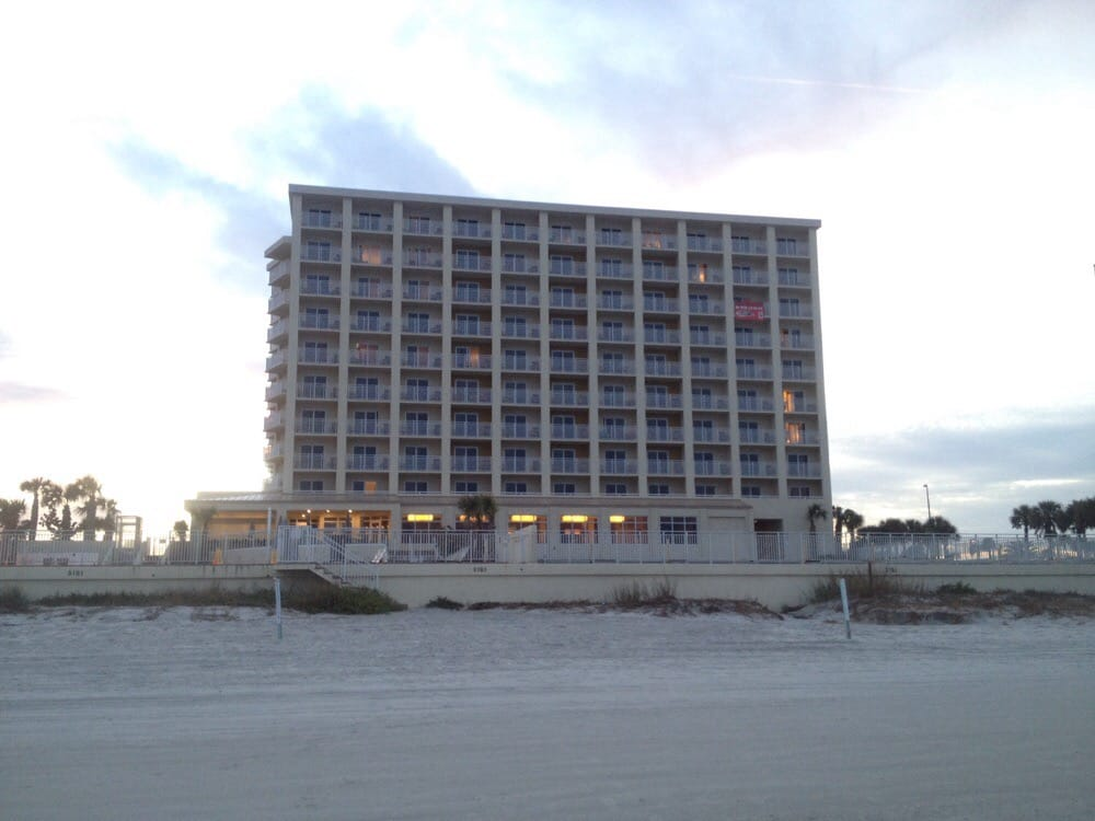 view of hotel from beach yelp. Black Bedroom Furniture Sets. Home Design Ideas