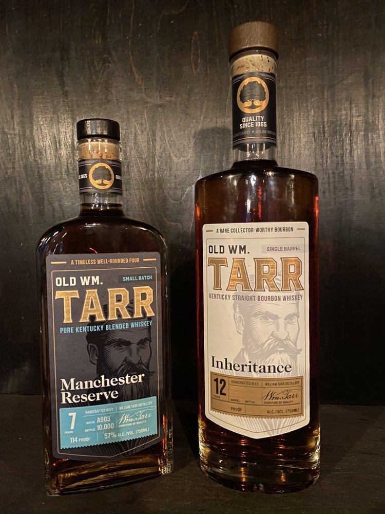 Wm. Tarr Distillery: 1170 Manchester St, Lexington, KY